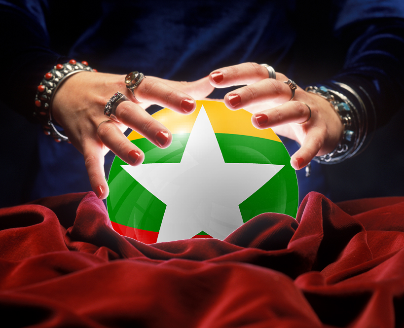 Myanmar's Bleak Future: Inflicted by COVID, Coup and Carnage